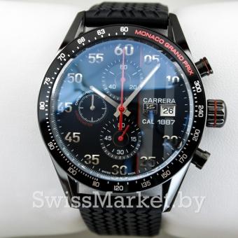 Мужские часы TAG HEUER CHRONOGRAPH S-0343