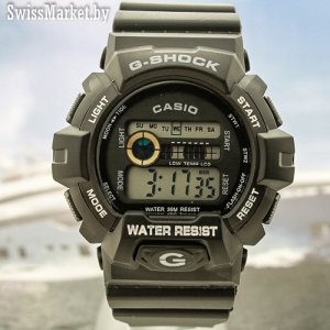 Спортивные часы G-SHOCK 0107