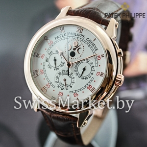 Мужские часы PATEK PHILIPPE Sky Moon Tourbillon S-00170