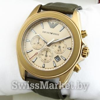 Мужские часы EMPORIO ARMANI CHRONOGRAPH S-0092