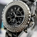 Женские часы CHANEL J12 Chronograph Black