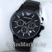 Мужские часы EMPORIO ARMANI CHRONOGRAPH S-0090
