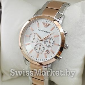 Мужские часы EMPERIO ARMANI CHRONOGRAPH S-0088