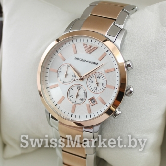 Мужские часы EMPORIO ARMANI CHRONOGRAPH S-0088