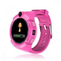 Умные детские часы- G610S (GPRS-трекер) Pink