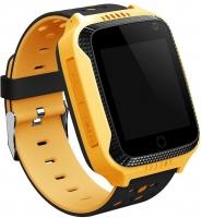 Умные детские часы-телефон GM11 (GPS-трекер) orange