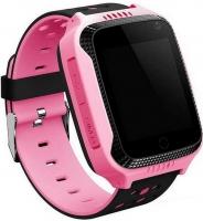 Умные детские часы-телефон GM11 (GPS-трекер) Pink