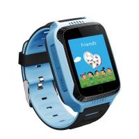 Умные детские часы-телефон GM11 (GPS-трекер) Blue
