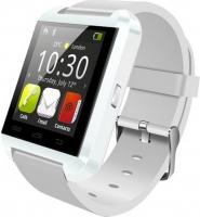 Умные смарт-часы Wise U8, часы-компаньон white