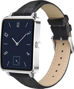 Умные смарт-часы Wise WG-SW056, часы-компаньон silver