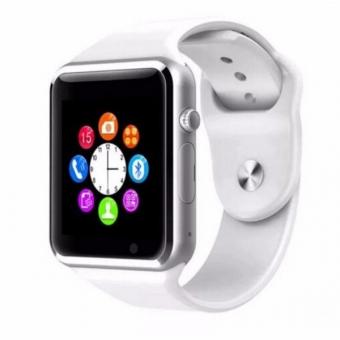 Умные часы-телефон WISE A1 White