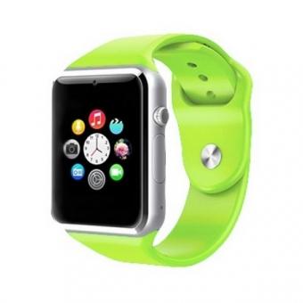 Умные часы-телефон WISE A1 Green