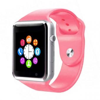 Умные часы-телефон WISE A1 Pink
